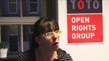 File:Becky Hogge talks about digital rights and the Open Rights Group.webm