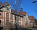 Beelitz Heilstaetten Pavillon B II.jpg