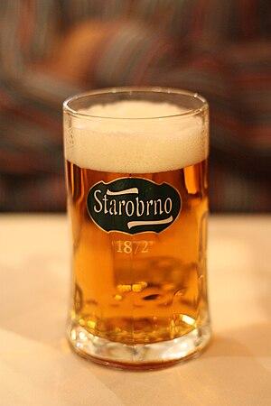 Starobrno Brewery - Half-litre of Starobrno