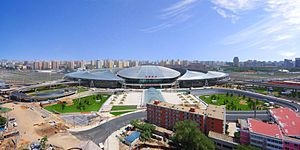 English: Beijing South Railway Station