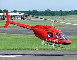 Bell 206B Jet Ranger III at Filton Airfield 2006-06-10.jpg
