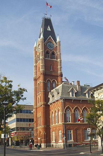 Belleville, Ontario - Belleville City Hall