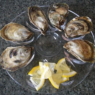 Neguac, New Brunswick - Beausoleil oysters, farm raised off the waters of Neguac, have become well known internationally.