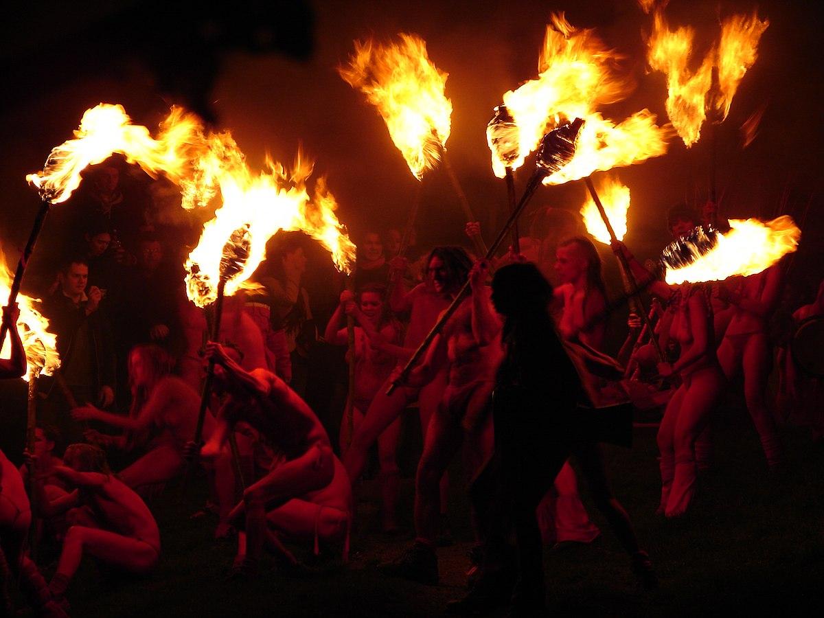 Beltane Fire Festival - Wikipedia