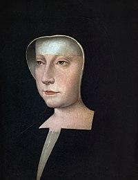 Bemberg fondation Toulouse - Portrait de Louise de Savoie, mère de François Ier - École De Jean Clouet (1475;1485-1540) 22x17 Inv.1013.jpg