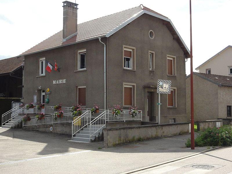 Benaménil (M-et-M) mairie