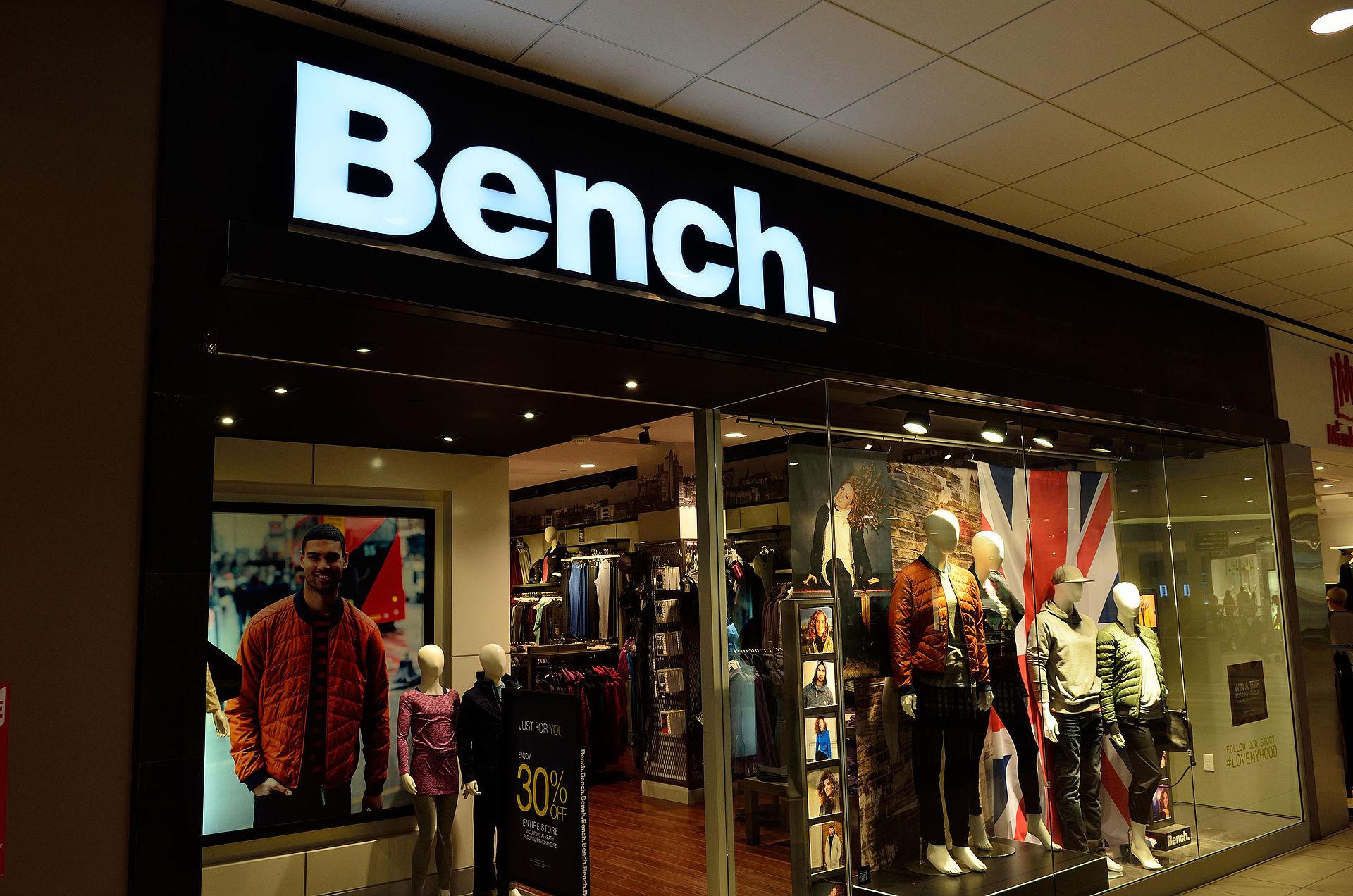 Bench British Clothing Brand Wikipedia