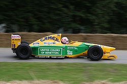 Benetton B192 2008 Goodwood.jpg