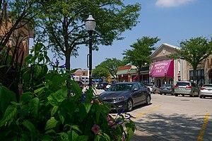 Bensenville, Illinois - Downtown Bensenville