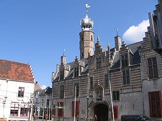 Bergen op Zoom - Markiezenhof in Bergen op Zoom