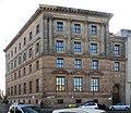 Berlin, Mitte, Dorotheenstrasse 1, Dienstgebaeude Verwaltung der direkten Steuern.jpg