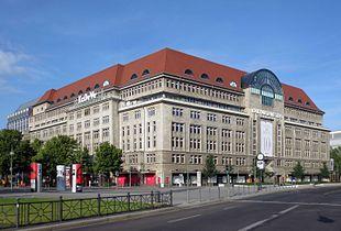 22a815288ea763 Kaufhaus des Westens – Wikipedia