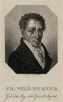 F. W. Berner (Quelle: Wikimedia)
