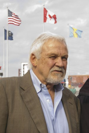 Conn Smythe Trophy - Bernie Parent, two-time winner and the first player to win the award in consecutive years.