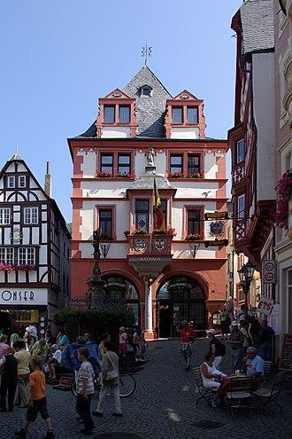 Bernkastel-Kues - Town Hall