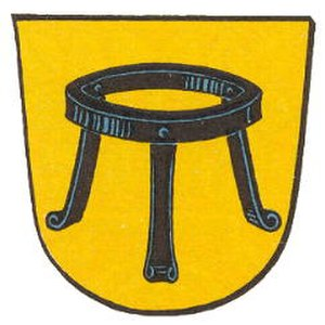 Bessungen - Image: Bessungen Wappen