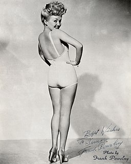 Betty Grable 20th Century Fox