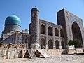 Bibi-Khanym Mosque - Samarkand - Uzbekistan (7488230850).jpg