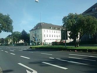 British Forces Germany - Bielefeld Headquarter Entrance