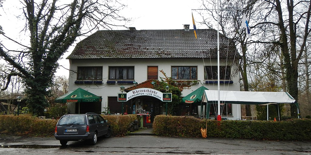 File:Biergarten Rheinschänke bei Leimersheim - panoramio.jpg ...