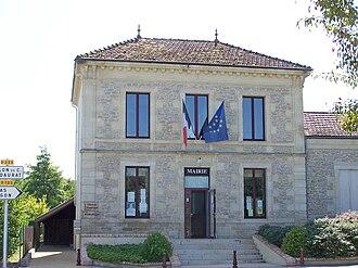 Bieujac - Town hall