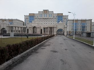 A hospital in Dushanbe Big Hospital.jpg