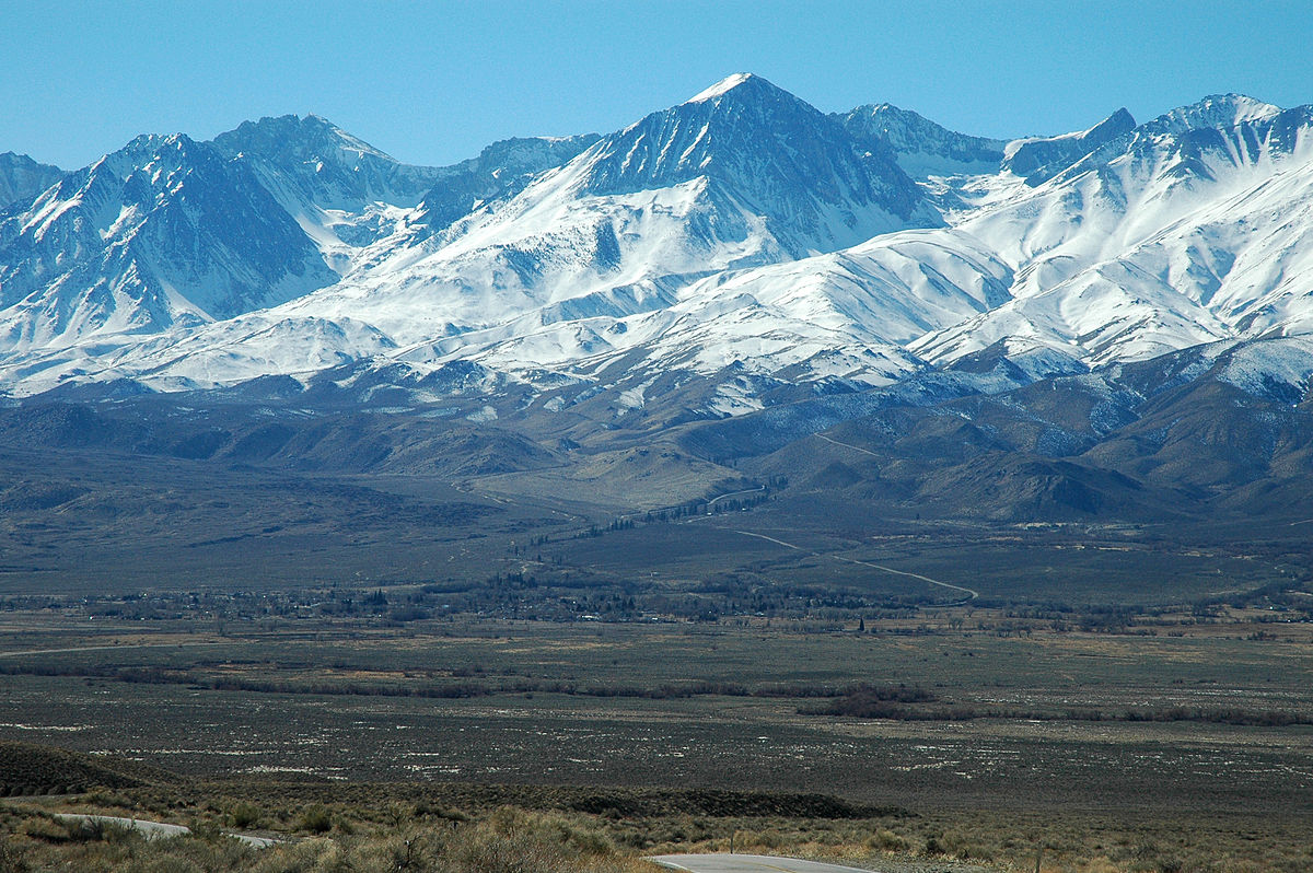 Inyo County - Travel guide at Wikivoyage