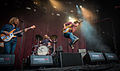 Bigbang jump at Odderøya Live 2013.jpg