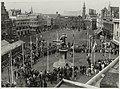 Bijeenkomst op de Grote Markt ter gelegenheid van de 'Dag van Europa', 8 mei 1967. NL-HlmNHA 54003071.JPG