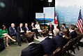 Bilateral meeting at the G7 Summit in Charlevoix, Canada - 2018.jpg