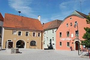 Schwarzhofen - Market-Place Schwarzhofen