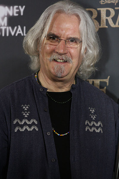 Billy Connolly, Scottish comedian