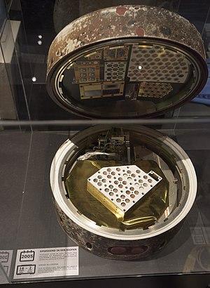 BIOPAN - Experiment BIOPAN-5 part of the Foton-M2 mission