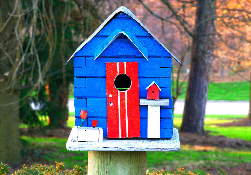 File Birdhouse Wikimedia Commons