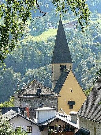 Bischofshofen - St Maximilian's Church