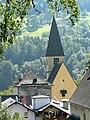 Bischofshofen St.Maximilian - Außenansicht mit Kastenturm.jpg