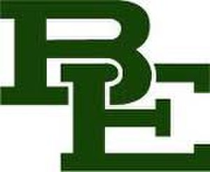 Bishop England High School - Image: Bishop England High School logo