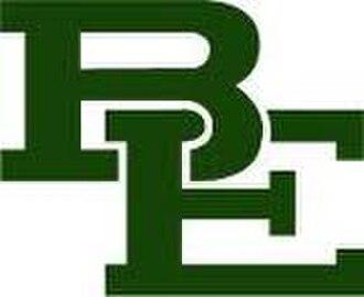 Bishop England High School - Image: Bishop England High School logo