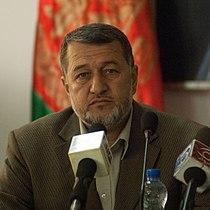 Bismillah Khan Mohammadi of Afghanistan in May 2011-cropped.jpg