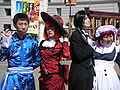 Black Butler cosplayers at 2010 NCCBF 2010-04-18 1.JPG