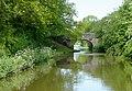 Black Flat Bridge, Knighton, Staffordshire - geograph.org.uk - 1459543.jpg