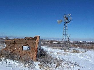 United States National Grassland - Image: Black Kettle National Grassland