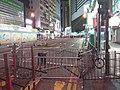 Black dark night 香港反對逃犯條例 Anti-HK bill demo against extradition bill protect CWB Yee Wo Street Hennessy Road July 2019 SSG 05.jpg