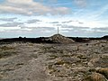 Bleaklow Head Cairn - geograph.org.uk - 397902.jpg