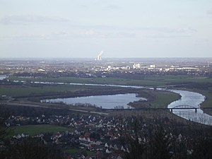 Angrivarii - A view of the country around Minden, part of ancient Engern