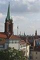 """Blick von """"Deck 5"""", Schönhauser Allee Arkaden, Berlin (7709043540).jpg"""