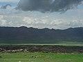 Blick zum Berg Ararat Ağrı Dağı Մասիս (5137 m) von Doğubeyazıt (39691400344).jpg