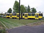 Blockdammweg Tram 01