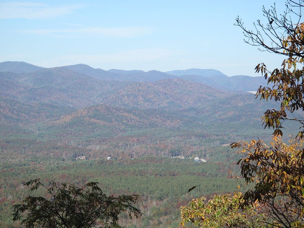 Knob File:Blue Ridge ...