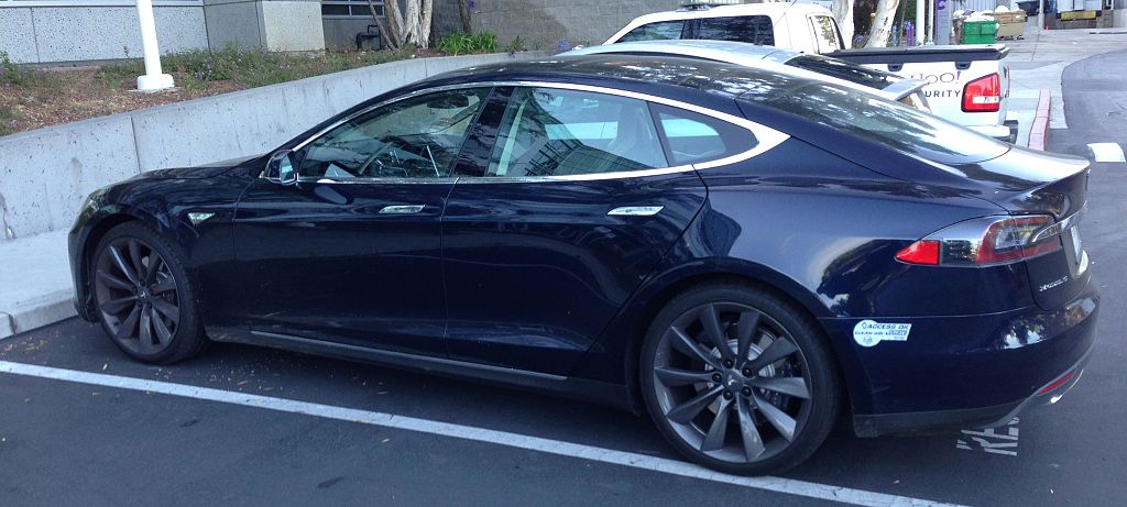 Tesla Model S Car Price In India